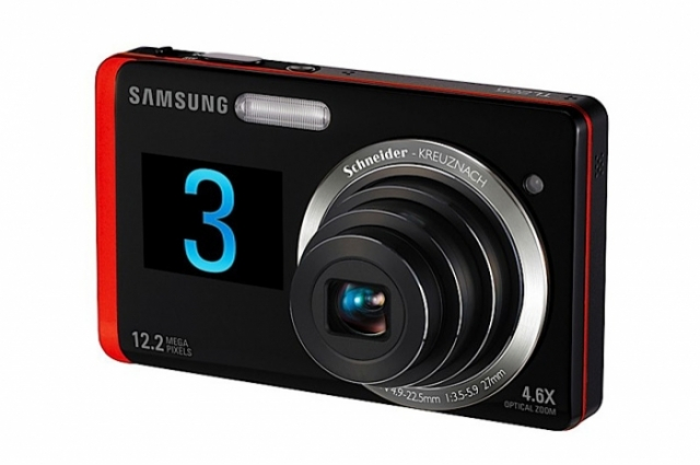 Poza 3: Samsung TL225: 2 display-uri la bord