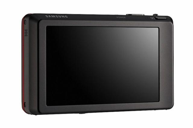 Foto 5: Samsung TL225: 2 display-uri la bord