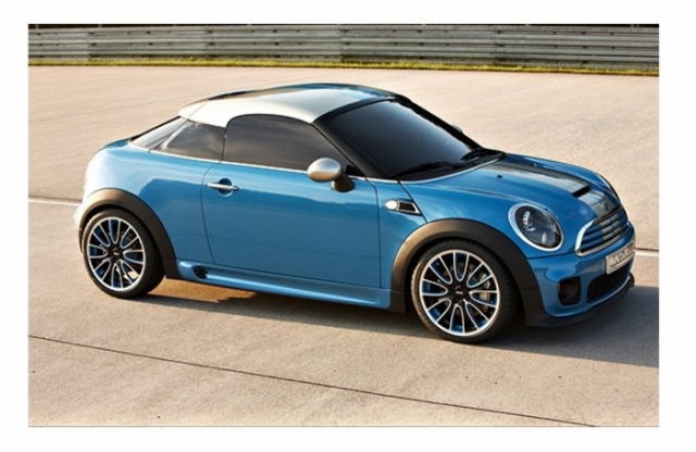 Foto 1: MINI Coupe Concept