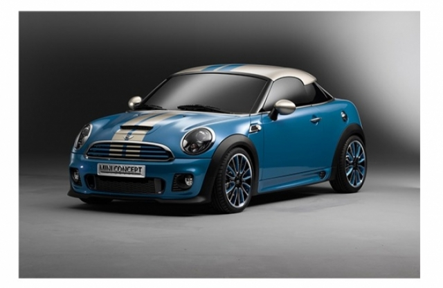 Foto 2: MINI Coupe Concept