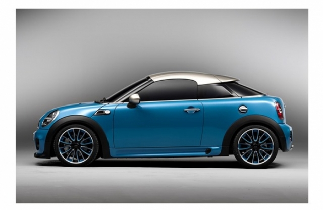 Foto 3: MINI Coupe Concept