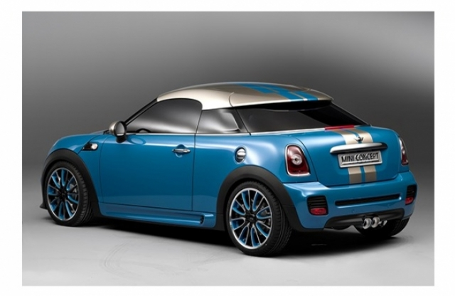 Foto 4: MINI Coupe Concept