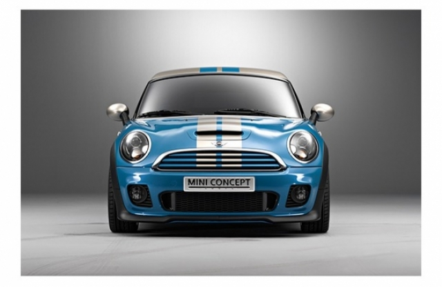 Foto 5: MINI Coupe Concept
