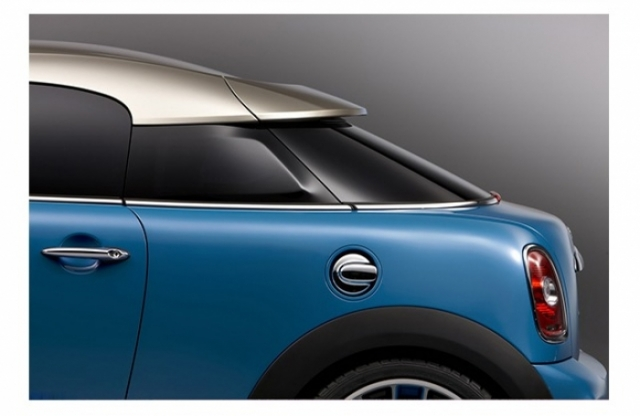 Foto 6: MINI Coupe Concept