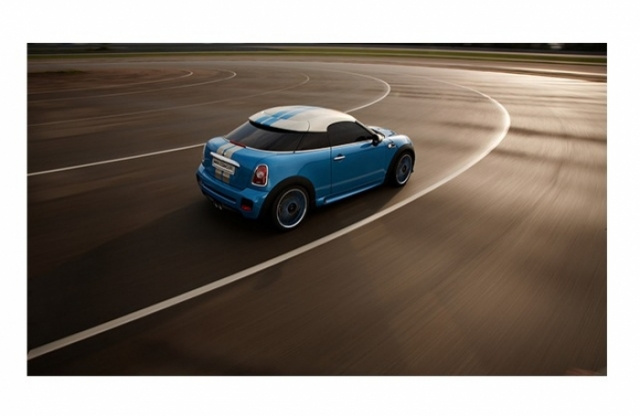 Foto 8: MINI Coupe Concept