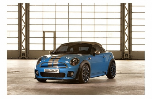 Foto 9: MINI Coupe Concept