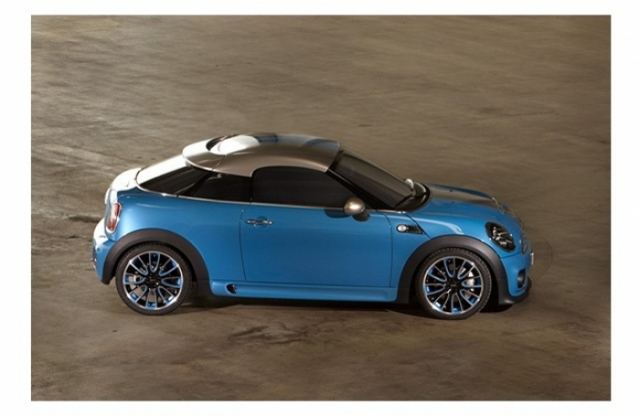Foto 10: MINI Coupe Concept