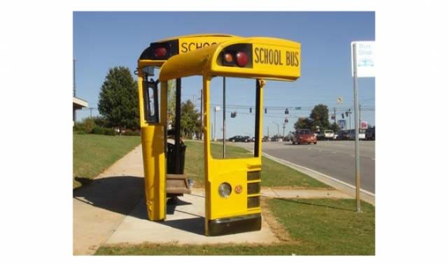 Foto 7: Cele mai tari statii de autobuz