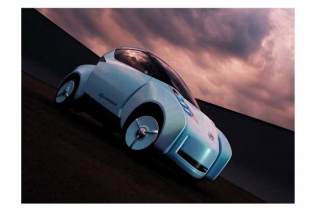 Poza 5: Nissan Land Glider