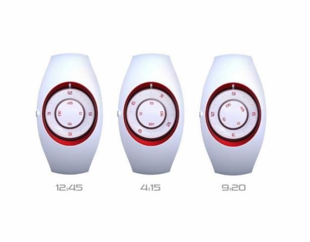 Poza 5: 3 ceasuri ingenioase