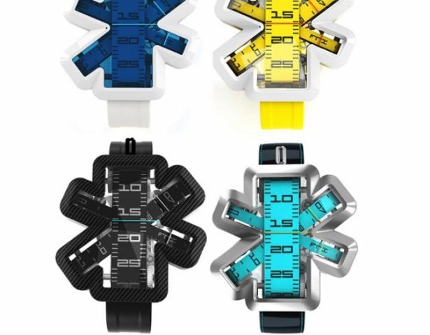 Poza 10: 3 ceasuri ingenioase