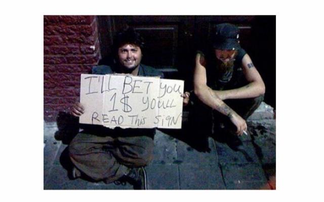 Poza 3: Funny: Imi dai si mie un ban?