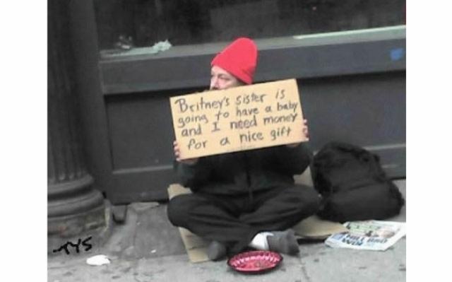Poza 10: Funny: Imi dai si mie un ban?