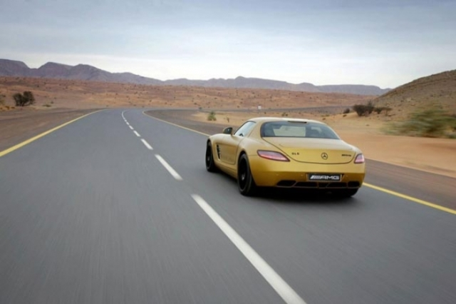 Foto 10: SLS AMG Desert Gold & 79