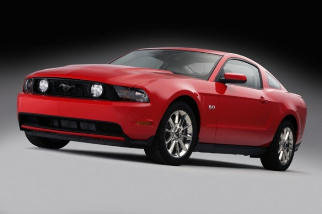 Foto 1: Mustang GT edition 2011
