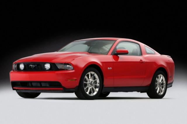Foto 2: Mustang GT edition 2011