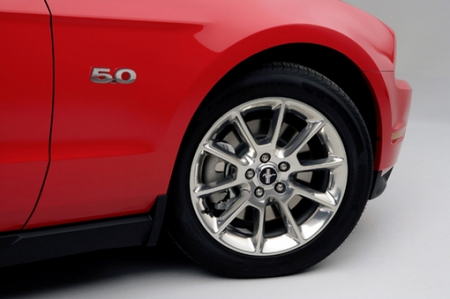 Foto 7: Mustang GT edition 2011