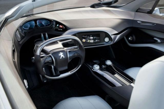 Foto 19: Peugeot SR1