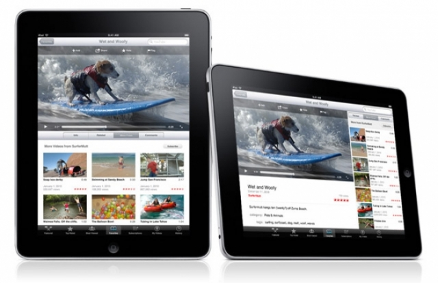 Foto 5: Apple iPad