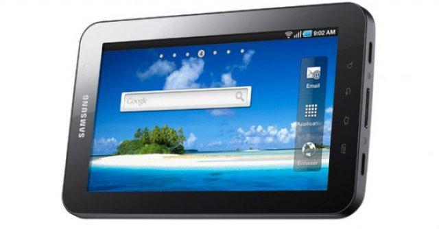 Poza 3: Samsung Galaxy Tab