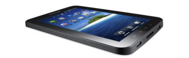 Poza 4: Samsung Galaxy Tab