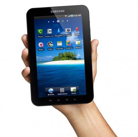 Poza 5: Samsung Galaxy Tab
