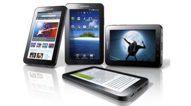 Poza 7: Samsung Galaxy Tab