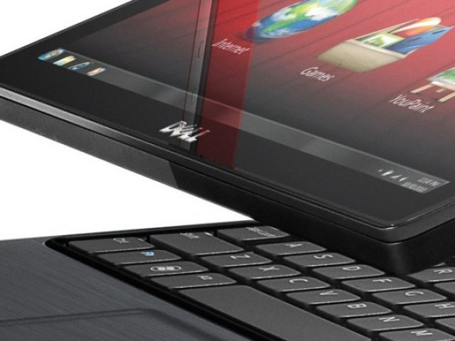 Poza 7: Dell Inspiron Duo: Laptop si tablet PC