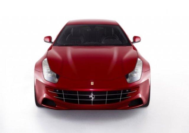 Poza 2: Noul Ferrari FF, adica primul Ferrari cu tractiune integrala!