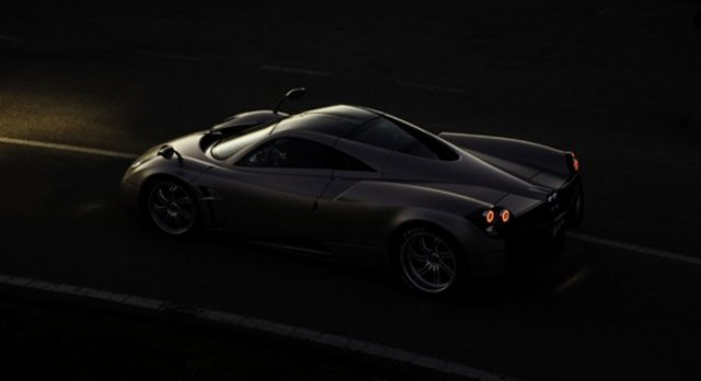 Poza 4: Noul Pagani Huayra, supercarul care inlocuieste Zonda