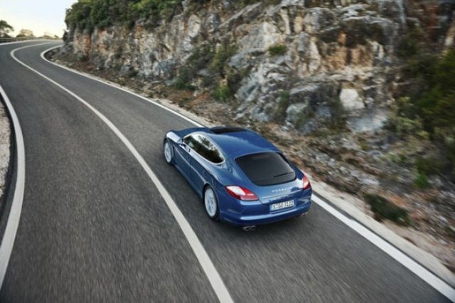 Foto 5: Porsche Panamera S Hybrid – Lux, sport si consum de 6,8 l/100 km
