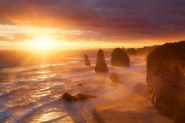 Cele mai frumoase rasarituri de soare - Poza 2