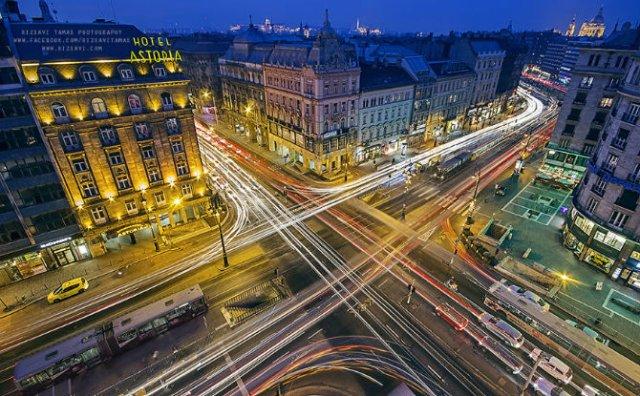 Budapesta, de sus in jos, in poze superbe - Poza 25