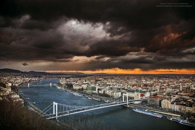 Budapesta, de sus in jos, in poze superbe - Poza 1