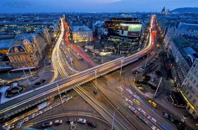 Budapesta, de sus in jos, in poze superbe - Poza 4