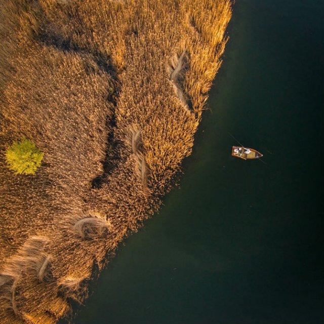 O lume superba vazuta din zbor - Poza 19