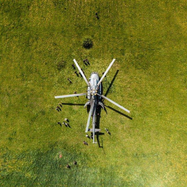 O lume superba vazuta din zbor - Poza 20