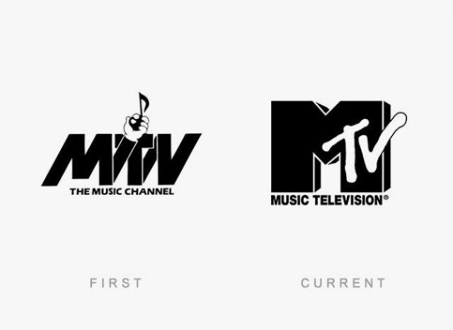 Atunci si acum: Logouri faimoase, transformate in timp