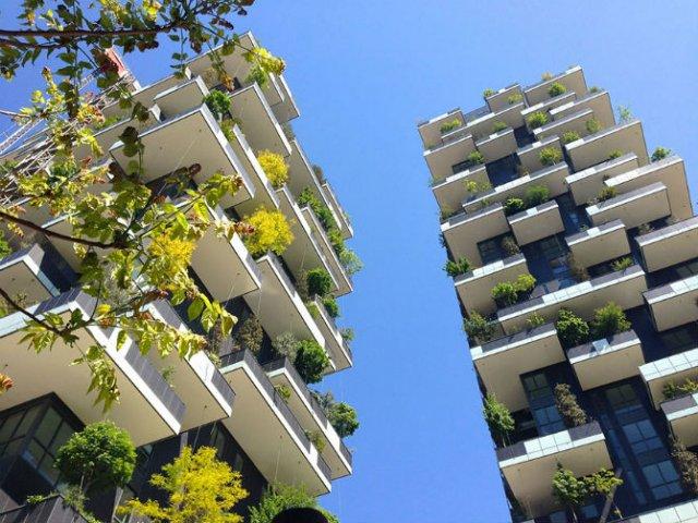 Turnul cedrilor: O padure verticala locuibila, in mijlocul orasului - Poza 7