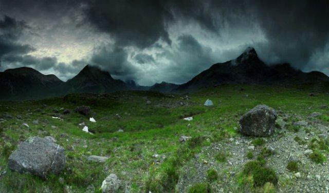 In jurul Europei, fotografiind muntii - Poza 17