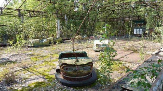 Cele mai frumoase locuri abandonate din lume - Poza 15