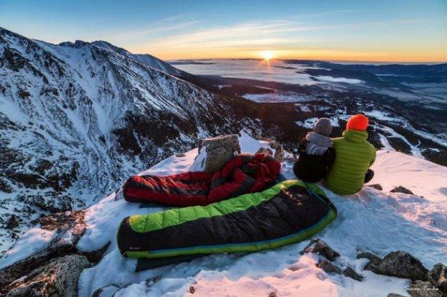 In doi, sub cerul liber: Intalnire pe varful muntilor - Poza 11