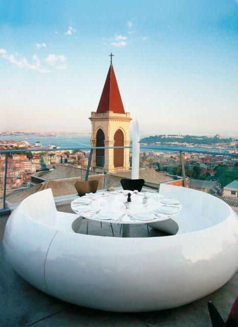 Cele mai romantice restaurante din lume - Poza 10