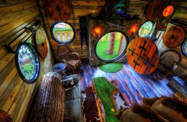 Castelul Soarelui: Casa de vacanta inspirata din Stapanul Inelelor - Poza 3