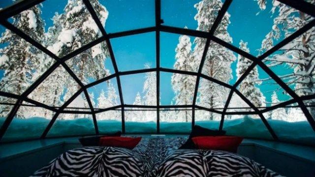 Hoteluri in care adormi cu ochii la stele - Poza 1
