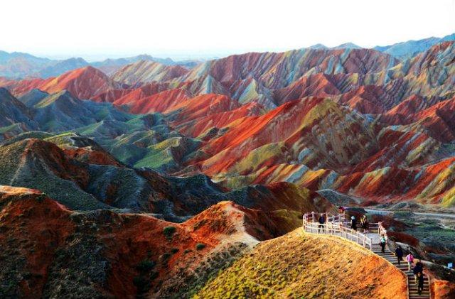 14 Locuri uluitoare care par de pe o alta planeta - Poza 5