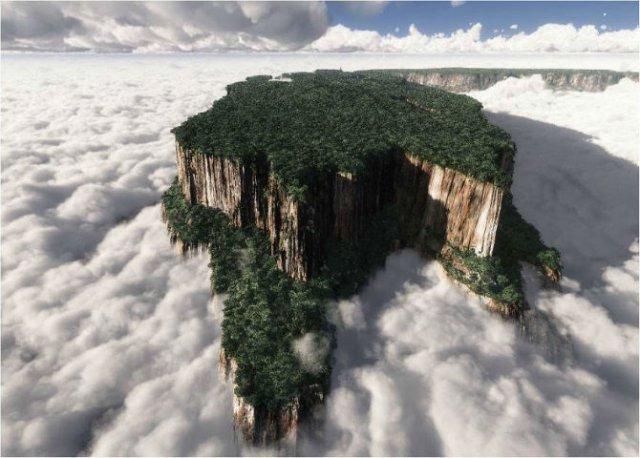 14 Locuri uluitoare care par de pe o alta planeta - Poza 6