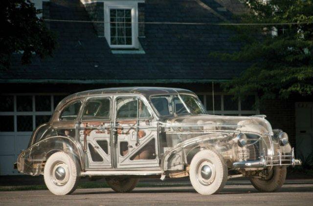 Masina fantoma: Bijuteria auto a trecutului - Poza 1