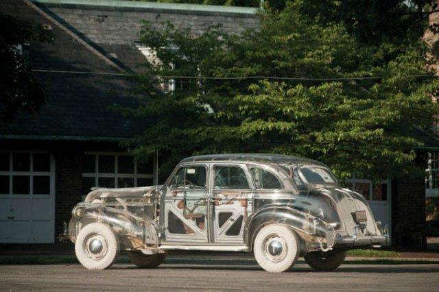 Masina fantoma: Bijuteria auto a trecutului - Poza 10