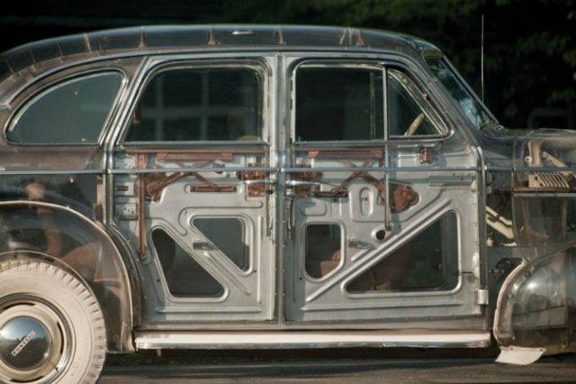 Masina fantoma: Bijuteria auto a trecutului - Poza 2